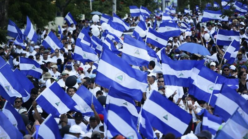 Nicaragua: on the eve of the revolution?
