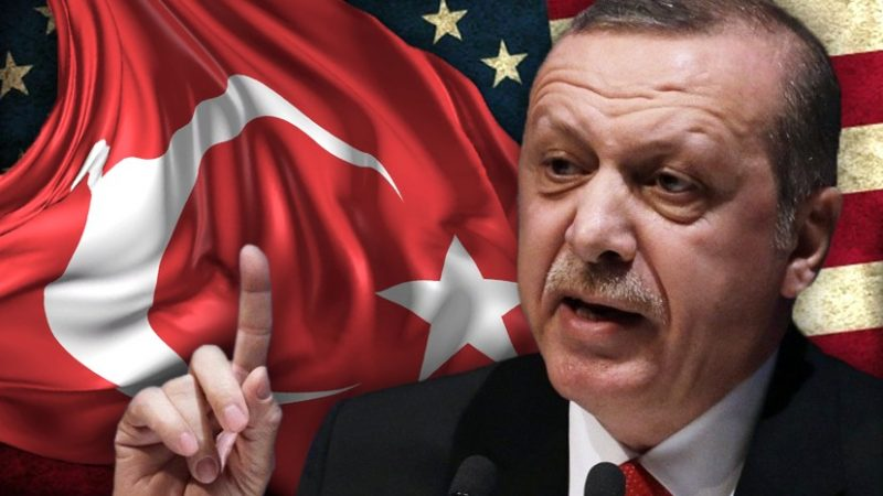 Mutual sanctions: Turkey and the United States on the brink of economic war