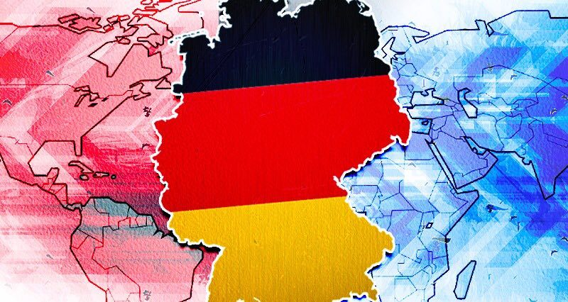 What is the geopolitical identity of Germany?