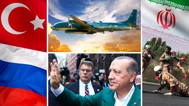 The downing of the Russian Il-20, the agreement on Idlib, and the terrorist attack in Iran – our weekly outcomes
