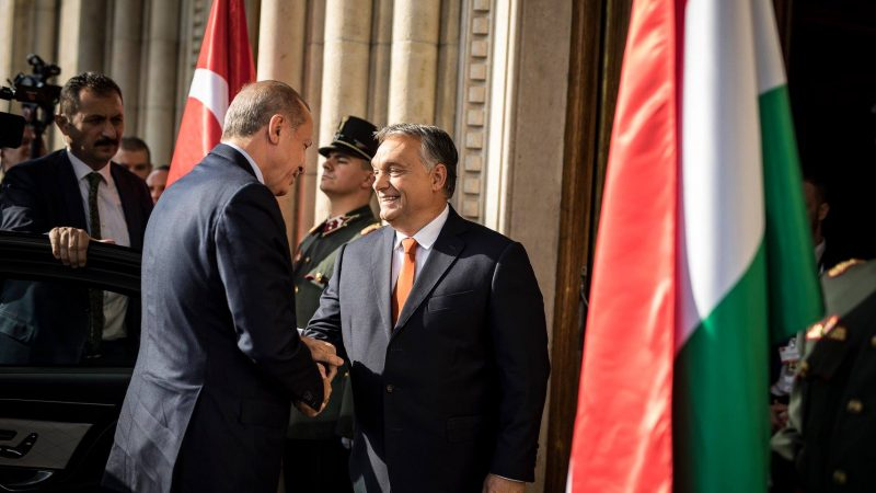 "Erdogan in Budapest: standard ""Orbánian"" diplomacy"