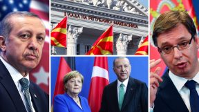 Erdogan`s address, Macedonia and Kosovo – weekly outcomes