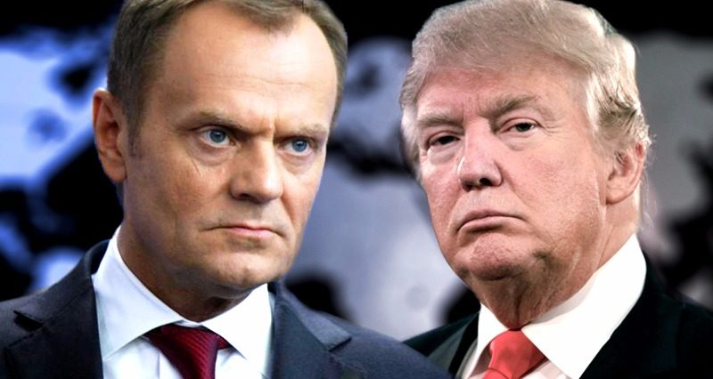 Sailing Away from Europe: Tusk, Trump, and the Battle for Rimland