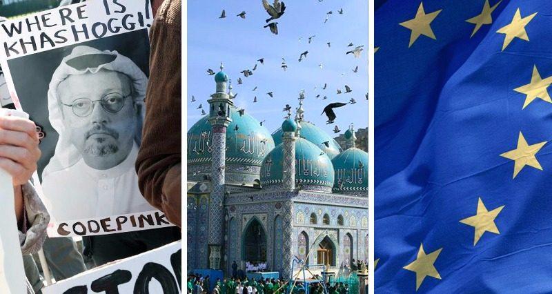 Khashoggi, Afghanistan, EU summit – weekly outcomes