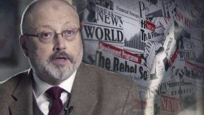 How is 'Khashoggi-gate' mirrored in Arabic media outlets?