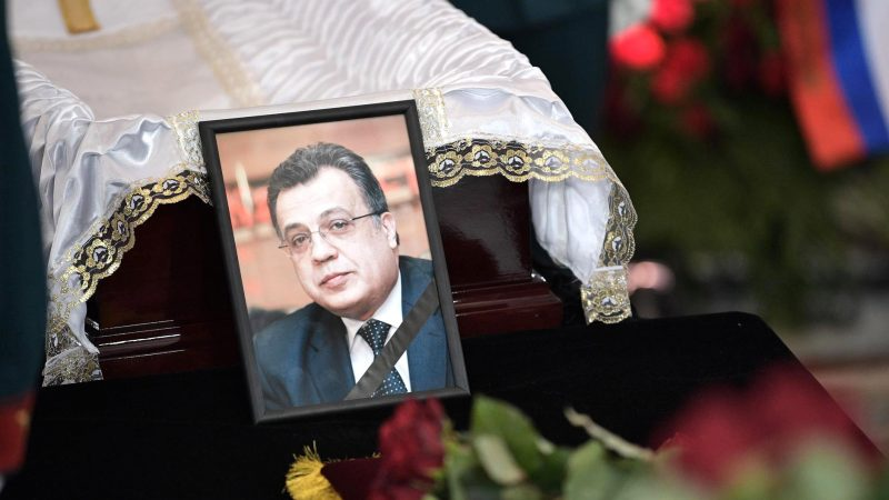 FETO case: 28 people are guilty of the murder of ambassador Karlov