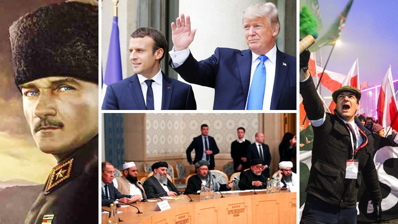 Atatürk Memorial Day, Paris Forum, Taliban talks and Poland`s March – weekly outcomes