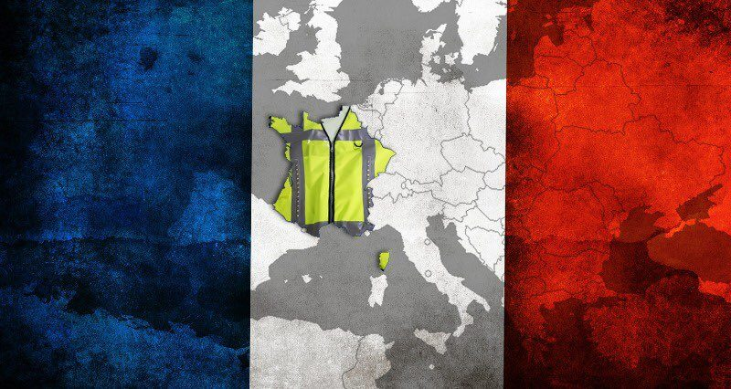 The ghost of 1789 looms over France and Europe