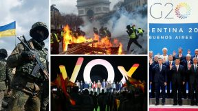 The Yellow Vests, elections in Spain, the Kerch conflict and the G20 – weekly outcomes