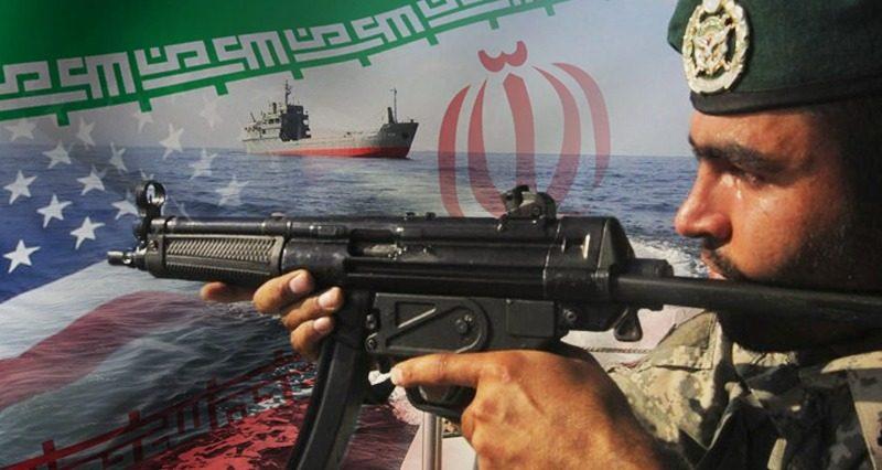 Iran Challenges US in the Atlantic