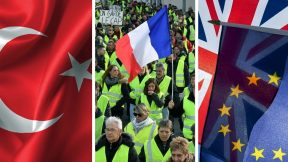 Safe zone in Syria, Brexit fail, and the Yellow Vests – weekly outcomes