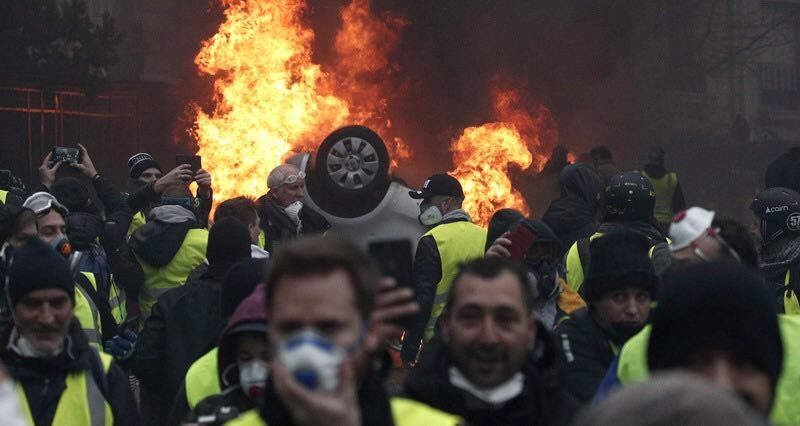 The Yellow Vests: a leftist movement which does not want to be called leftist!