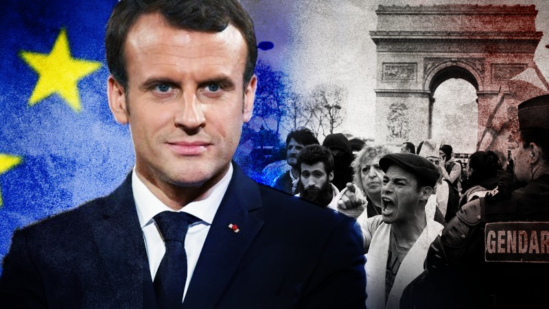 Discrediting the Yellow vests: why Macron will not resign so easily