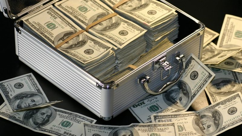 How to wash dirty money (part 2)