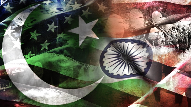 Negotiating on the threshold of nuclear war:Turkey's role in the Kashmir crisis
