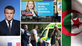 New Zealand attack, Slovak elections, Macron VS Yellow Vests