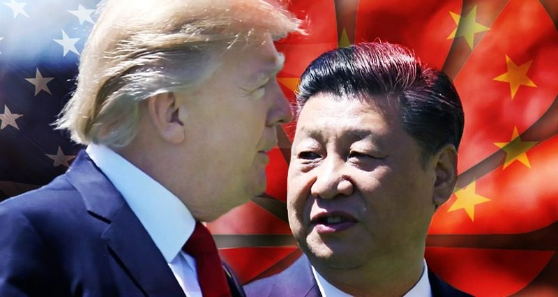The U.S. China Trade War: Where Imperialism & Socialism Cross Swords