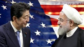 Shinzo Abe in Iran: a dove of peace or a foreshadower of mayhem?