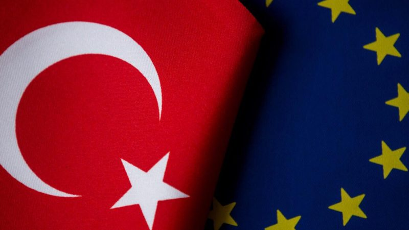 Turkey's road into the EU is blocked