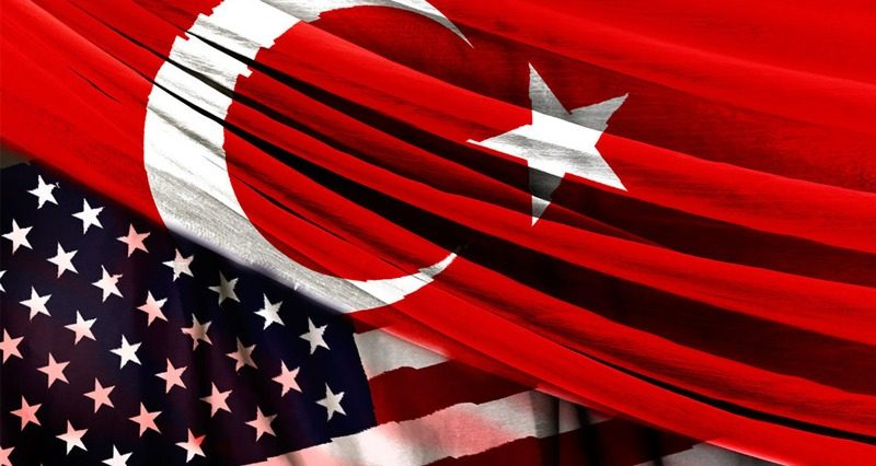 Tension between Turkey and the United States is growing