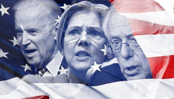 "The Democratic Party's Civil War: Shifting the ""Left"" and Splitting the Party"