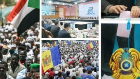 Kazakhstan elections, Moldavia turmoil, G20 and protests in Sudan