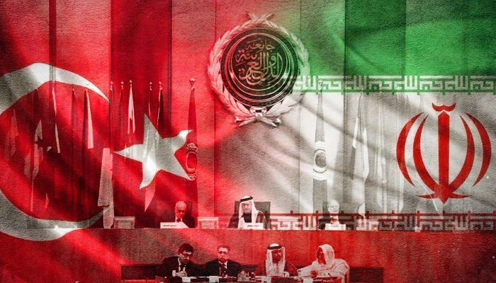 Why has Arab League turned on Turkey, Iran?