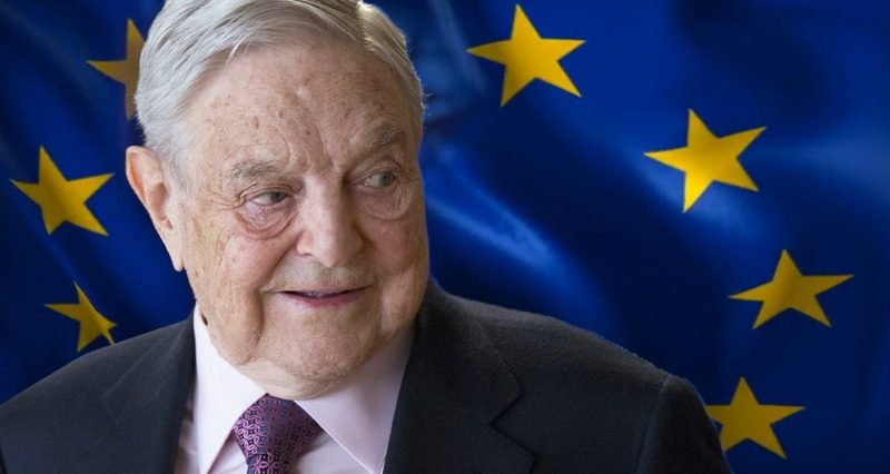 Migration Crisis on Four Fronts: George Soros and the 'Great Replacement'