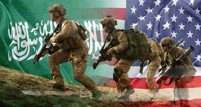 Who Will American Soldiers Fight With in Saudi Arabia?