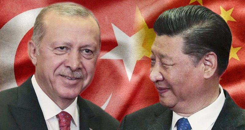 Turkey and China One Road One Belt Project