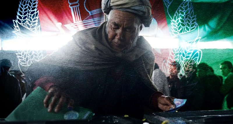 Intrigue of Afghanistan's Presidential Elections