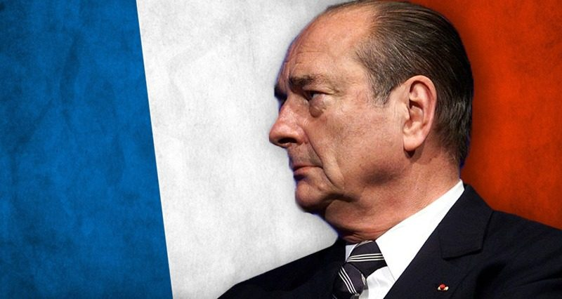 Jacques Chirac: The last French President