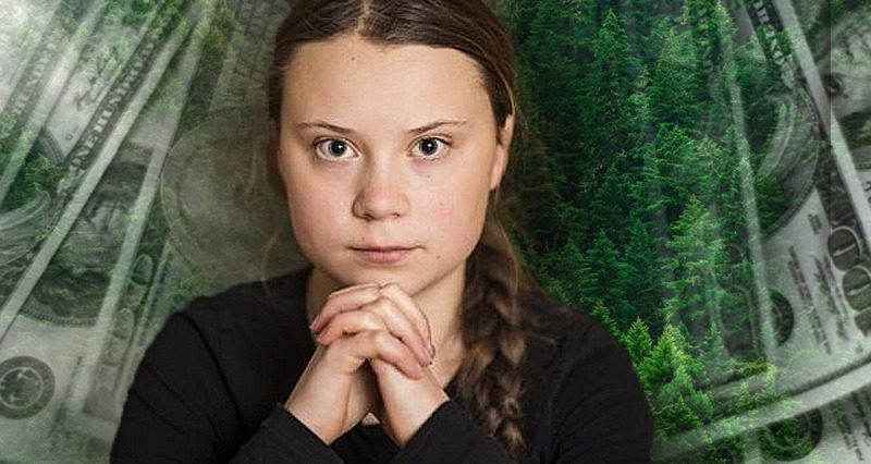 Gretacalypse Now: Greta Thunberg as a guardian of capitalism