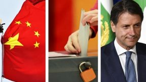 Elections in Germany, Split in the Italian Government, US-China Trade War