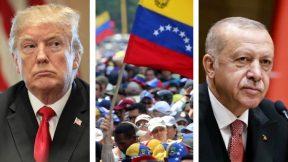 Safe zone in Syria, Trump and the Taliban, Maduro vs. Guaido