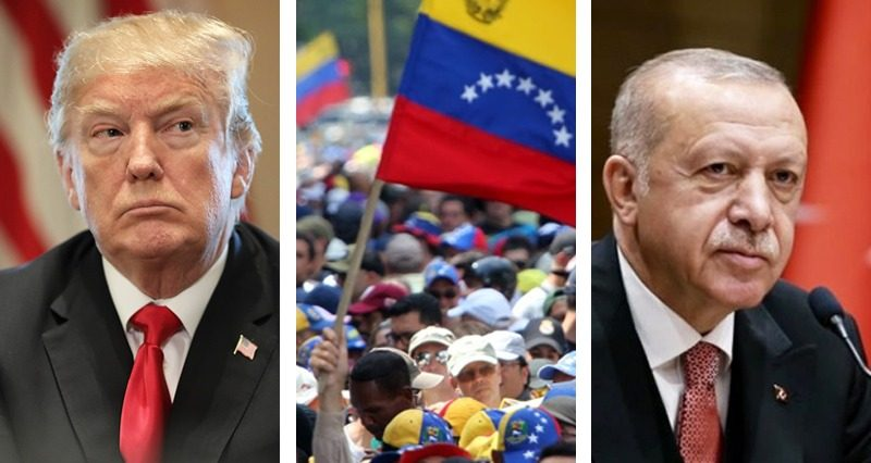 Safe zone in Syria, Trump and the Taliban, Maduro vs. Guaido