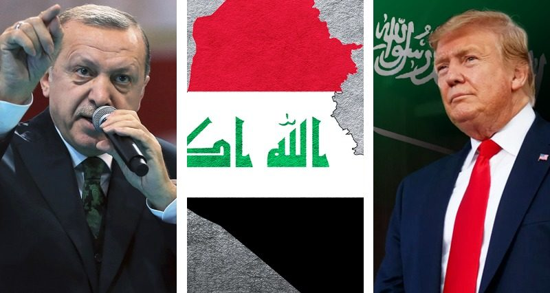 Erdogan & Trump, Iran and Saudi Arabia, Turkish military operations in Northern Iraq