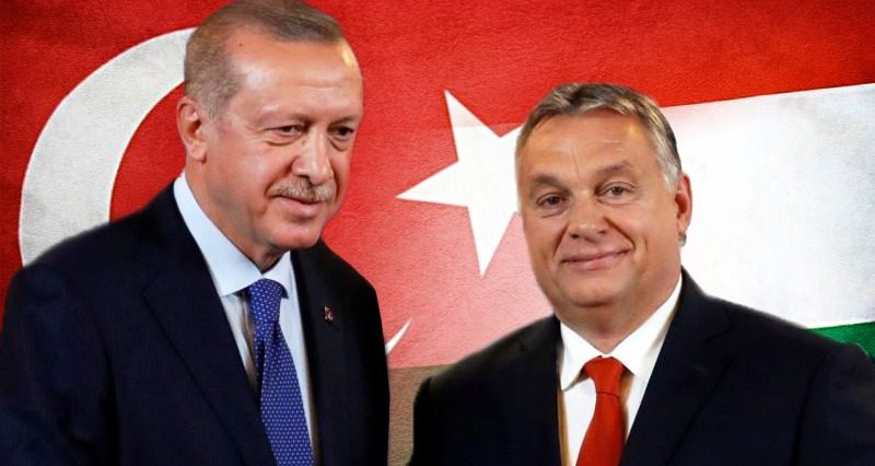 Geopolitical triangle: Soros' attacks on Turkey and Hungary