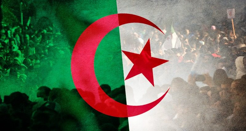 Algeria: a popular revolution or Western intervention?