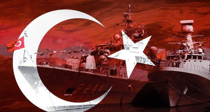 'Mavi Vatan': perspectives of Turkish sea power