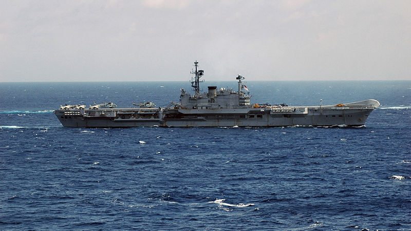Indian Ocean: strategic hub or zone of competition?