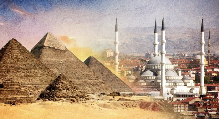 Are relations between Turkey and Egypt about to blossom