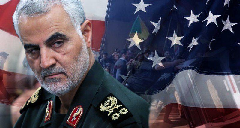 America's terrorist attack against Qassem Soleimani