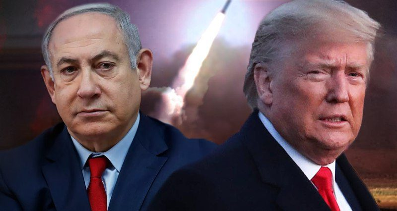 The Empire strikes back. Netanyahu, Trump and the Neocons
