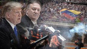 Venezuela surrounded by enemies: the United States is still plotting
