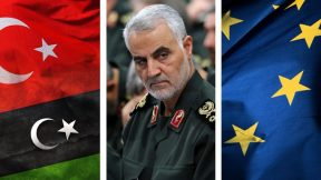 Qassem Soleimani's assasination, Turkey in Libya, Instability in the EU