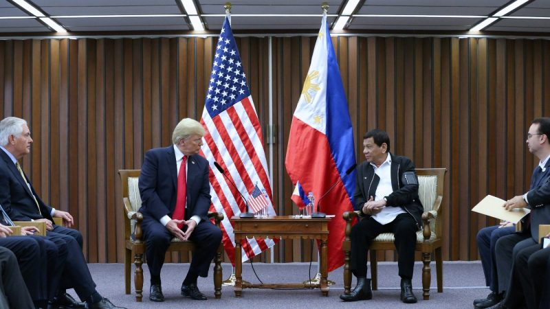 """Goodbye America"": What are the consequences of ending the US-Philippines Agreement?"
