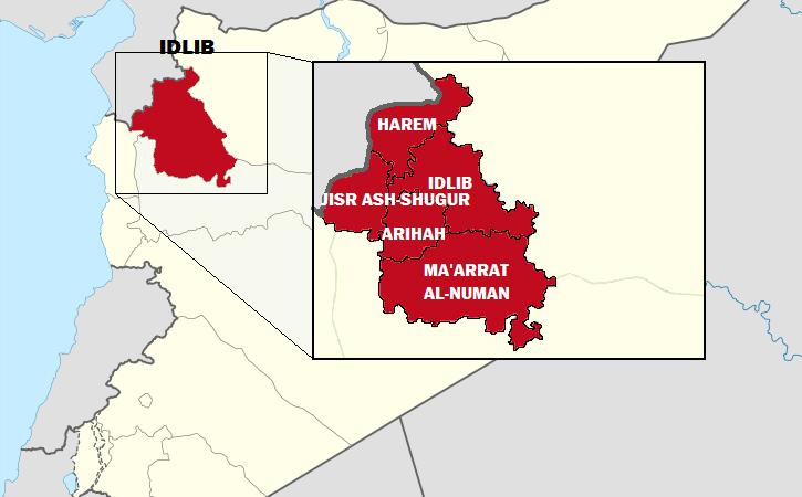 Solving the crisis in Idlib
