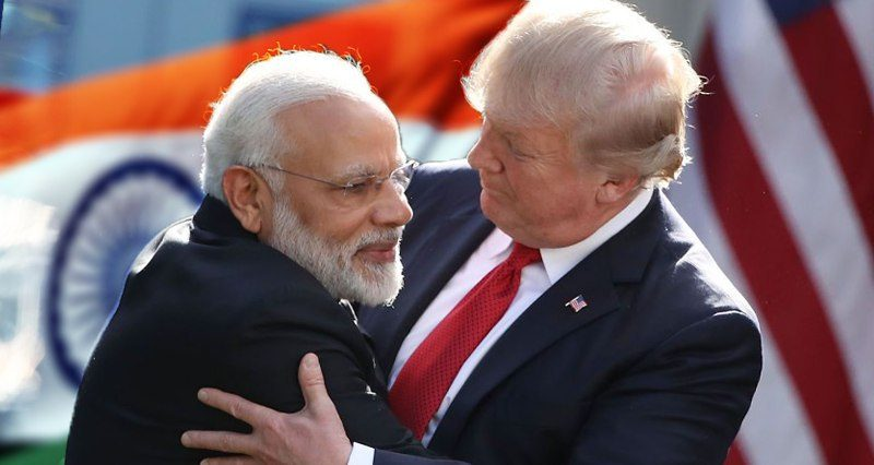 The Hidden agenda of Trump's visit to India