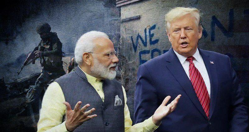 Muslim massacres in India: Modi's new Zionist vector?